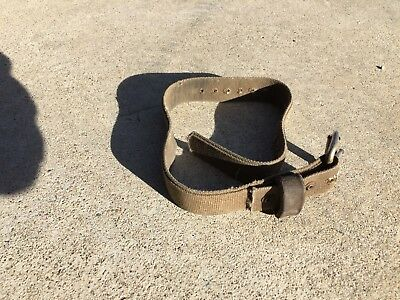 Lineman Pole Tree Climbing Leg LEATHER STRAP For Gaffs/Spikes Utility