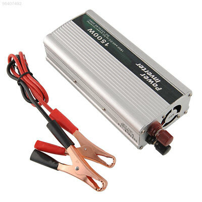 182B 1500W Auto Car DC 12V to AC 220V Power Inverter Charger Converter Home HOT