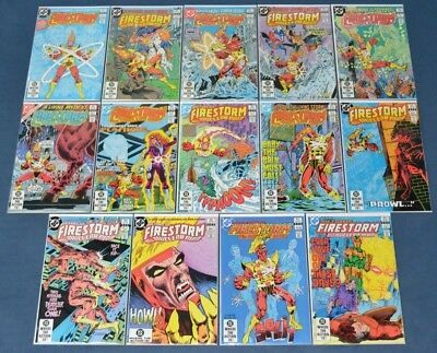 The Fury Of Firestorm (1982) #1-19,21-28 ~ #7,23,24,28 ~ VF to NM