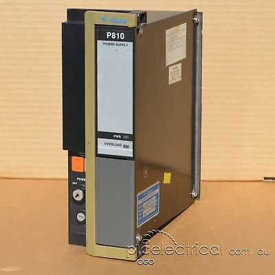Modicon AS-P810-001 Power Supply with Key.