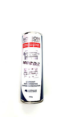 Action Gel - Lanolin Rust Protection Spray 350G - Act400 T157