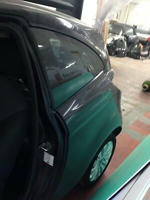 Ford Ka Mk Chassis Leg End Plates Fiat  Front Panel