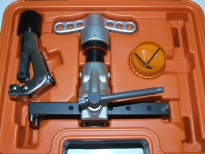 Refrigeration / Air Conditioning Flaring Tool Kit With Reamer & Cutter Ch-706Al