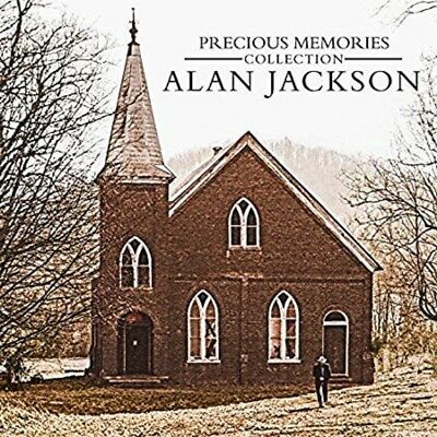 Precious Memories Collection 2 CD by Alan Jackson  (Audio CD) FREE SHIPPING NEW
