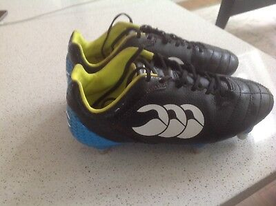 Canterbury rugby boots size UK 3