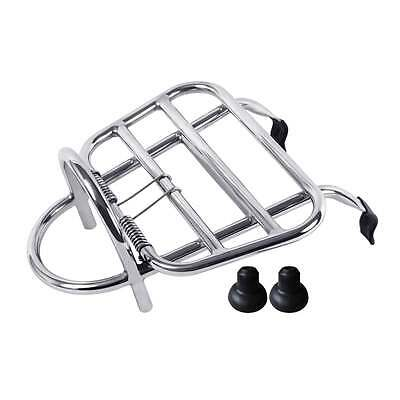 TSR Vespa GTS/GT Front Touring/Luggage Rack Stainless Steel 125/150/200/300 ie