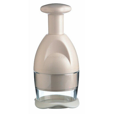 KitchenCraft Food Chopper with Revolving Blade
