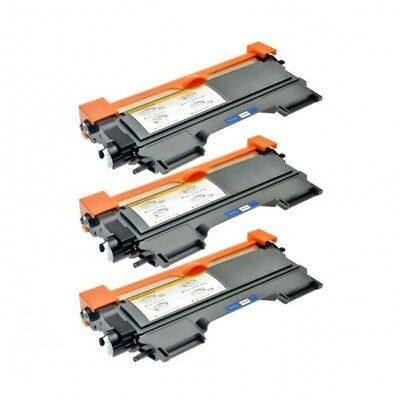 Kit 3 Toner Compatibili Brother TN2010 TN2220 HL2130 MFC7360 N HL2230 HL2250D