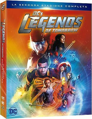 Dc's Legends Of Tomorrow - Stagione 2 (4 Dvd) Nuovo, Italiano, Originale