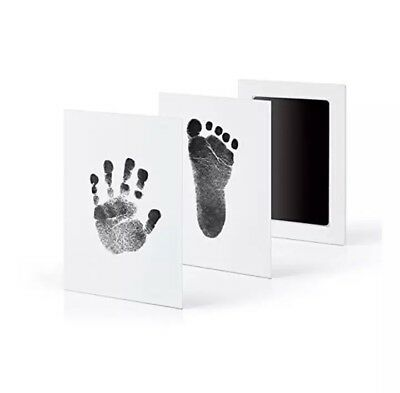 Baby Hand And Foot ink less print kit 2D Newborn Unique Keepsake Gifts UK STOCK