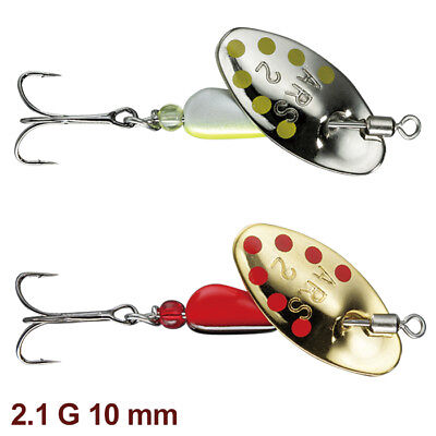 Smith AR-S Trick 2.1 g Trout Spinner various color