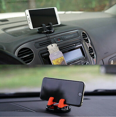 Universal 360° Multifunctional Car Dashboard Phone Holder Stand Mount Cradle