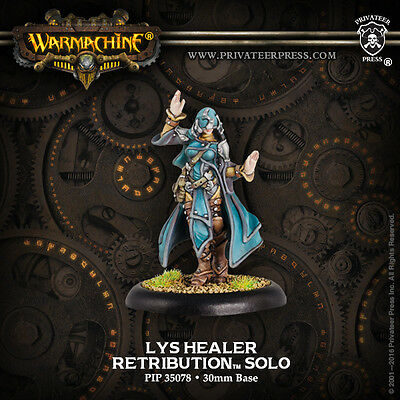 WarMachine: Retribution of Scyrah (Lys Healer)
