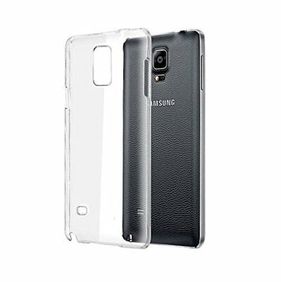 Handyhülle Ultraslim TPU Samsung Galaxy Note Edge Transparent#Silikon Case Cover