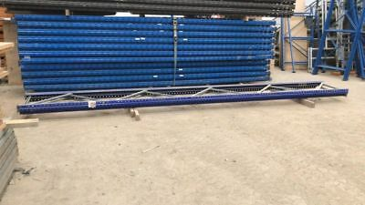 Dexion P90 Industrial Commercial Warehouse  Pallet Racking Frame Upright Leg