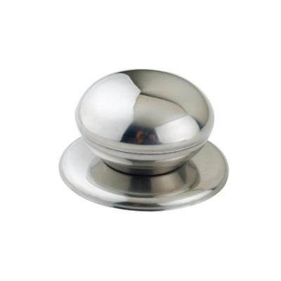 Replaceable Stainless Steel Handle Cookware Replacement Handgrip Lid Knob Cap