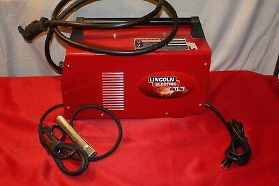 Lincoln Electric Weld Pak 100 HD Wire-Feed Arc Welder P12