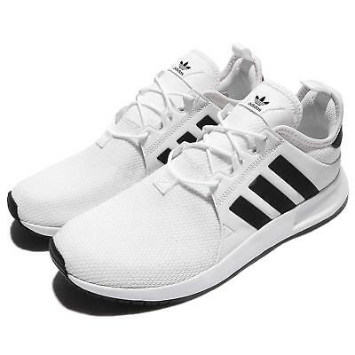 a5ef1baf207 adidas Originals X PLR White Black Men Running Shoes Sneakers Trainers  CQ2406