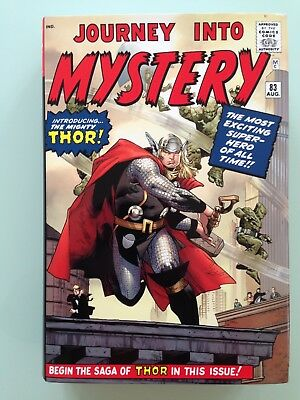 The Mighty Thor Omnibus 1