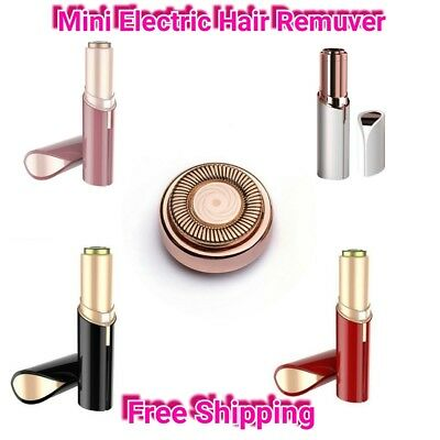 Must Have Mini Electric Body Facial Hair Remover Unwanted Hair On The Face/ Body