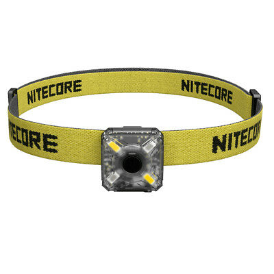 Nitecore NU05 35LM 4Modes Multiple Scenarios USB Rechargeable Headlamp Mate Kit