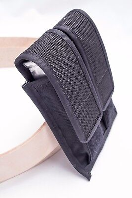 DOUBLE MAGAZINE POUCH fits BERSA clips Thunder | TPR | TPRc | 9mm