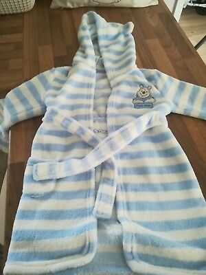 Winnie Dressing Gown for Boy 18-24 Months