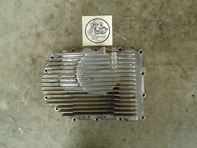 1976 Honda Hondamatic Cb750A Oil Pan With Drain Plug Bolt 11210-393-000