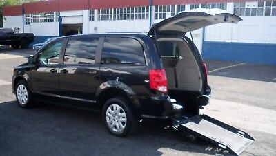 2014 Dodge Grand Caravan AMT WHEELCHAIR VAN HOLD 2 WHEELCHAIRS! AMT MODEL 96 HOLDS TWO WHEELCHAIRS! WE HAVE MANY OTHERS IN STOCK AND ON SALE!