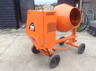 Belle Premier 100Xt Cement Mixer .refurbished  All Bearings And Seals  Replaced
