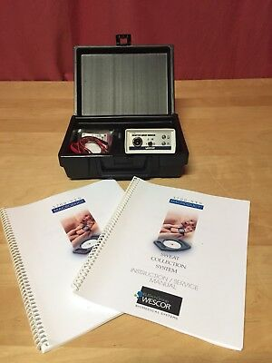 Wescor Macroduct 370-SYS Webster Sweat Inducer w/Electrode Set