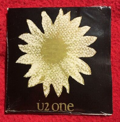 U2 Smell The Flowers ONE Promo CONDOMS New / Sealed