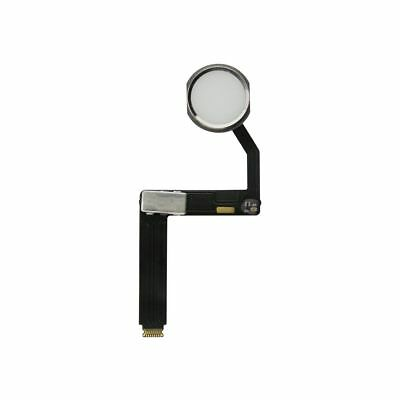 """For Apple iPad Pro 9.7"""" Replacement Home Button Flex Cable white silver OEM"""