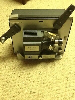 Bell & Howell Autoload 8MM Movie Projector 357B Parts or REPAIR - PLEASE READ!!!