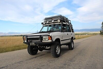1997 Land Rover Discovery  land rover discovery 300 Tdi Diesel