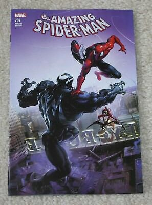 AMAZING SPIDER-MAN 797 CLAYTON CRAIN CONNECTING VARIANT 1st RED GOBLIN SOLD OUT!