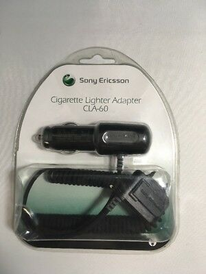 Original CLA 60 Sony Ericsson VPA Auto Charger Power Adapter D750i, K750i, W550i