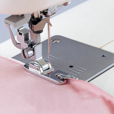 1pc Rolled Hem Curling Presser Foot Feet For Sewing Machine Brother Janome WG