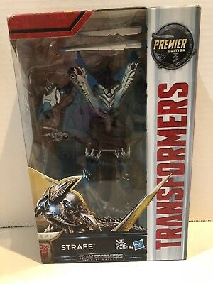 Transformers The Last Knight Premier Edition Strafe Dinobot - New in Box