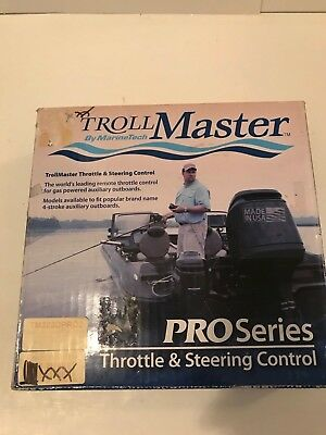 Panther Trollmaster Remote Power Control Pro2 TM203DPRO2