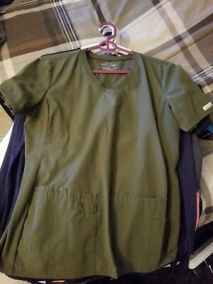 Scrubs LOT size SMALL SOLIDS