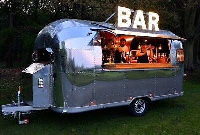 Airstream Bar - Weddings, Parties, Festivals Etc - HIRE ONLY