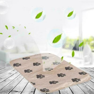 Reusable Waterproof Dog Training Puppy Pee Pad  Bed Urine Mat for Pet Dogs Cats