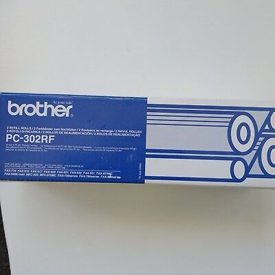 Brother PC302RF Thermal Ribbon Refill Roll X1 In Pack