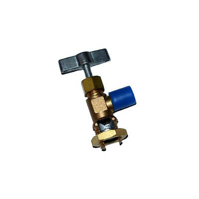 Refrigeration Copper Pipe Line Tap Piercing Valve - 3/16 1/4 3/8 Flare - Ch-341
