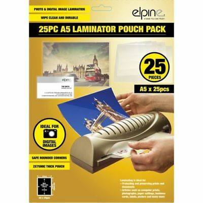 A4 A3 Laminating Pouches Pack Of 100 Image Last 75 Micron Lamination Pouch Sheet