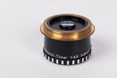 Enlarger Lens Rodenstock -chirping 50mm 1:4,5  39mm ø mount