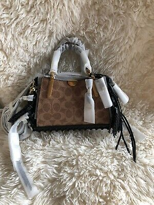 794608266d COACH DREAMER 21 IN SIGNATURE CANVAS WITH WHIPSTITCH