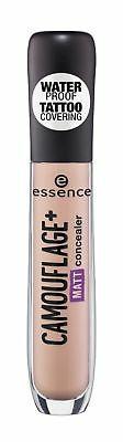 "Essence Camouflage and Matt Concealer  ""New"" waterproof  (UK STOCK)"