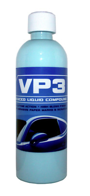 500Ml Vp3 Liquid Polishing Cutting Compound One Step Paste T G Cut 3 No Mess V01